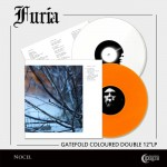FURIA - NOCEL (2LP GATEFOLD WHITE / ORANGE VINYL LIMIT 300 COPIES)