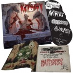 AUTOPSY - AFTER THE CUTTING (4CD ARTBOOK LTD)