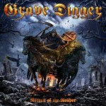 GRAVE DIGGER - RETURN OF THE RIPPER (CD)