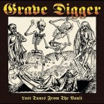 GRAVE DIGGER - LOST TUNES FROM THE VAULT (CD)
