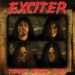 EXCITER - THRASH SPEED BURN (CD)