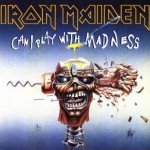 "IRON MAIDEN - CAN I PLAY WITH MADNESS (7"" EP VINYL)"