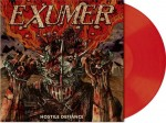 EXUMER - HOSTILE DEFIANCE (LP RED VINYL)