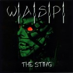 W.A.S.P. - THE STING (CD)