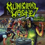 MUNICIPAL WASTE - THE ART OF PARTYING (LP)