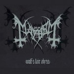 MAYHEM - WOLF'S LAIR ABYSS (CD)