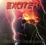 EXCITER - THE DARK COMMAND (LP RED VINYL LIMIT 300 COPIES)