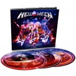 HELLOWEEN - UNITED ALIVE (3CD DIGIPACK)