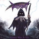 DEATHSTORM - REAPING WHAT IS LEFT (LP)