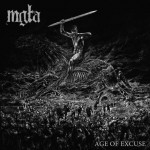 MGŁA - AGE OF EXCUSE (LP BLACK VINYL)