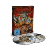 KREATOR - LONDON APOCALYPTICON-LIVE AT THE ROUNDHOUSE (CD+ BLU-RAY DIGIPACK)