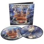 TESTAMENT - TITANS OF CREATION (2LP PICTURE) PRE-ORDER, PREMIERA 03/04/2020