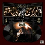 VADER - THE DARKEST AGE-LIVE 93 (LP BLACK VINYL LIMIT 300 COPIES)