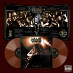 VADER - THE DARKEST AGE-LIVE 93 (LP BROWN VINYL LIMIT 200 COPIES)