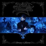 KING DIAMOND - DREAMS OF HORROR (CD DIGIPACK)