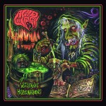 ACID WITCH - WITCHTANIC HELLUCINATIONS (CD DIGIPACK)