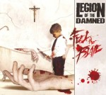 LEGION OF THE DAMNED - FEEL THE BLADE (CD)