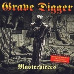 GRAVE DIGGER - MASTERPIECES (CD+DVD)