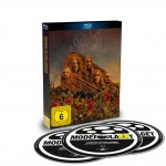 OPETH - GARDEN OF THE TITANS: LIVE AT REDROCKS AMPHITHEATRE (BLURAY+2CD DIGIPACK)
