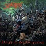 SUFFOCATION - EFFIGY OF THE FORGOTTEN (LP LIMIT 333 COPIES)