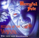 MERCYFUL FATE - RETURN OF THE VAMPIRE (LP PICTURE)