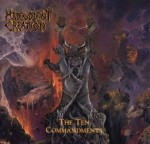 MALEVOLENT CREATION - THE TEN COMMANDMENTS (CD DIGIPACK)