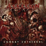 ASSASSIN - COMBAT CATHEDRAL (LP)