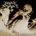 HOUR OF PENANCE - DISTURBANCE (LP BROWN VINYL LIMIT 500 COPIES)