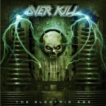 OVERKILL - THE ELECTRIC AGE (2LP  180g GATEFOLD BLUE VINYL + POSTER)