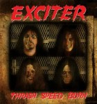 EXCITER - THRASH SPEED BURN (LP)