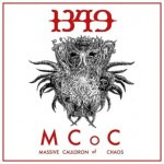 1349 - MASSIVE CAULDRON OF CHAOS (CD DIGIPACK)
