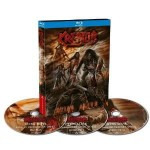 KREATOR - DYING ALIVE (BLU-RAY+2CD DIGIPACK)