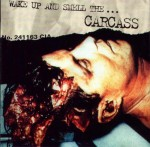 CARCASS - WAKE UP AND SMELL THE... CARCASS (CD)