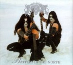 IMMORTAL - BATTLES IN THE NORTH (CD)
