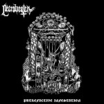NECROWRETCH - PUTREFACTIVE INFESTATION (LP WHITE VINYL LIMIT 250 COPIES)