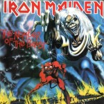 IRON MAIDEN - THE NUMBER OF THE BEAST (LP 180g)