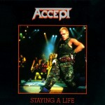 ACCEPT - STAYING A LIFE (2CD)