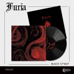 FURIA - HALNY (LP BLACK VINYL LIMIT 250 COPIES)