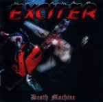 EXCITER - DEATH MACHINE (LP)