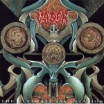 VADER - THE ULTIMATE INCANTATION (CD)