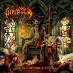 SINISTER - THE CARNAGE ENDING (LP GATEFOLD)