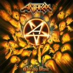 ANTHRAX - WORSHIP MUSIC (CD DIGIPACK)