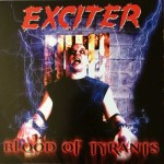 EXCITER - BLOOD OF TYRANTS (CD)