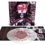 DEATH - INDIVIDUAL THOUGHT PATTERNS (LP WHITE CLEAR SPLATTER VINYL LIMIT 2500 COPIES)