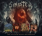 SINISTER - NUCLEAR BLAST RECORDINGS (4CD)