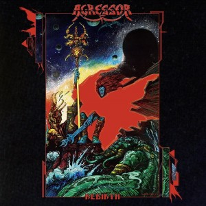 AGRESSOR - REBIRTH (2LP)