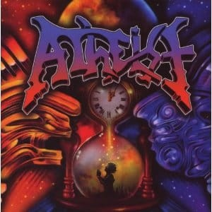 ATHEIST - UNQUESTIONABLE PRESENCE : LIVE AT WACKEN (2CD)