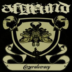 AFGRUND - CORPORATOCRACY (LP)