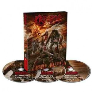 KREATOR - DYING ALIVE (DVD+2CD DIGIPACK)