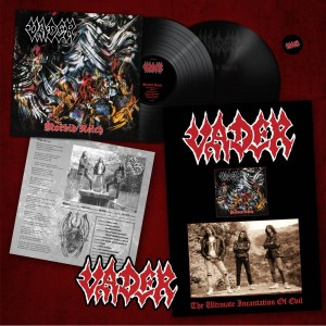 VADER - MORBID REICH (LP 180g GATEFOLD DIE HARD LIMIT 200 COPIES)